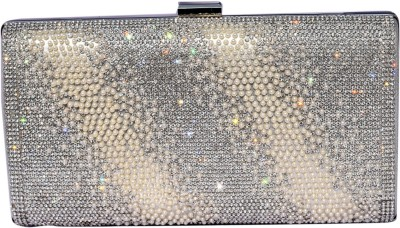 Basta Party Silver  Clutch