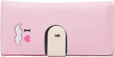 MARK LOUIS Casual Pink  Clutch