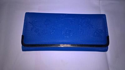 AABHASTORES Blue  Clutch