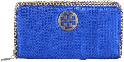 JAGADHARTI Blue  Clutch