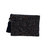 Diwaah Women Party Gold  Clutch