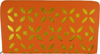 Comfty Casual, Party, Formal Orange  Clutch