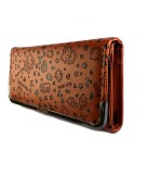 Now-N-New Women Tan  Clutch