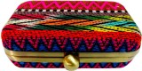Kairan Jaipur Women Party Multicolor  Cl...