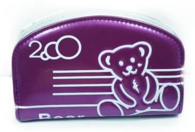 VIOLET Casual Purple  Clutch