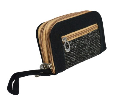 UniqueOriginals4u Casual Black  Clutch