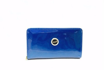 Lizzie Party Blue  Clutch