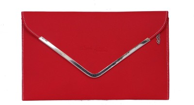 Speed Dot Women Party Red  Clutch