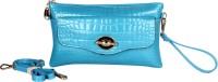 VAPR Casual Blue  Clutch