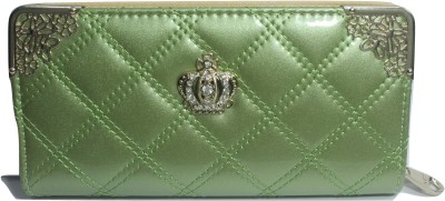woody woody Party Green  Clutch