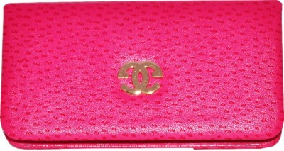 Wags Pink  Clutch