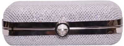 Gracediva Party Silver  Clutch