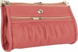 MADASH Women Casual Pink  Clutch