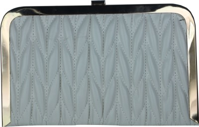 Shoebox Women Party White  Clutch