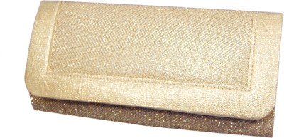 Bshoes Gold  Clutch
