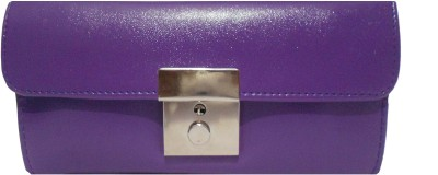 RM Women Casual Purple  Clutch