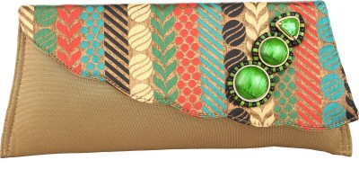Aquila Party Gold  Clutch