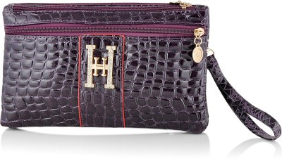 Eyeslanguage Casual Purple  Clutch