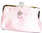 Saint Pure Women Formal Pink  Clutch