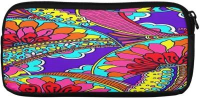 Panda Creation Multicolor  Clutch