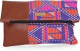 Paprika Women Casual Multicolor  Clutch