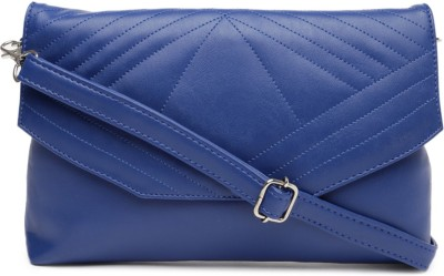 Dressberry Blue  Clutch