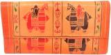Foppish Mart Women Orange  Clutch