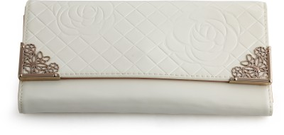YBC Casual, Formal White  Clutch