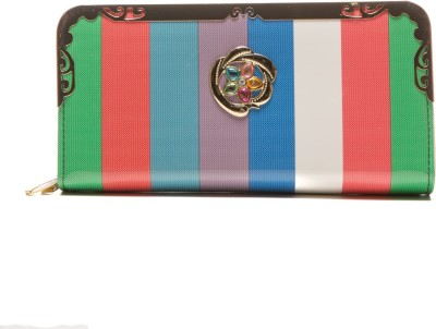 Styles n More Multicolor  Clutch