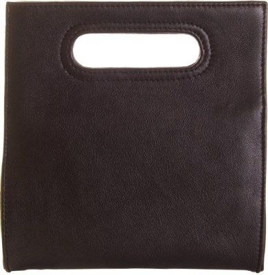Stylogy Girls Casual Black Clutch
