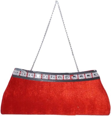 Prajo Party, Casual Red  Clutch