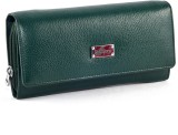 Richborn Women Casual Green  Clutch