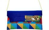 Pick Ur Bags Women Multicolor  Clutch