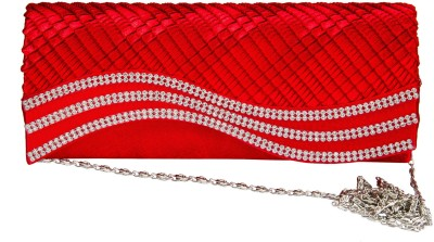Fashion Knockout Casual Red  Clutch