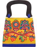 SATVAH Women Multicolor  Clutch