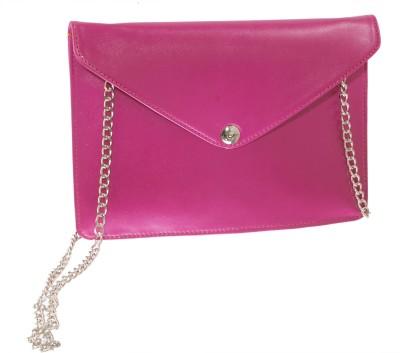 Lee Italian Women, Girls Casual, Festive Pink  Clutch
