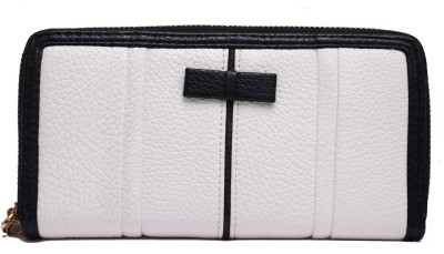 Tanishka Exports White  Clutch
