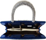 Dooda Women Party Blue  Clutch