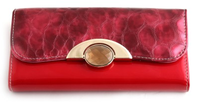 YBC Casual, Formal Red  Clutch