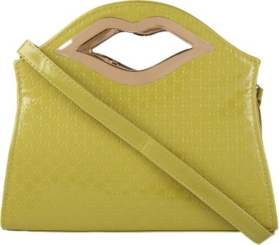 Stileapp Casual Green  Clutch