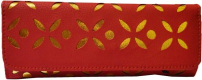 Glambing Red  Clutch