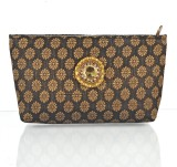Cartera Women Brown  Clutch