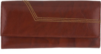 WCL Casual Brown  Clutch