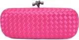 Zaira Diamond Women Pink  Clutch