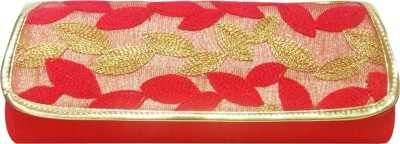 Angelfish Party Red  Clutch