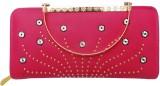 Daisy Doll Women Pink  Clutch