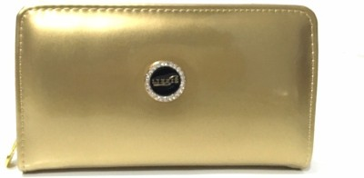Lizzie Party Gold  Clutch