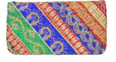 Shilpkart Festive, Formal, Wedding, Party Purple  Clutch