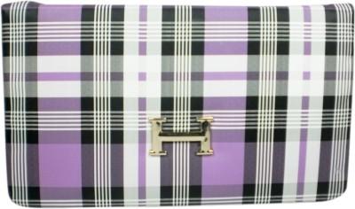 smariddhimart Formal Purple  Clutch