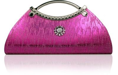 Hydes Pink  Clutch